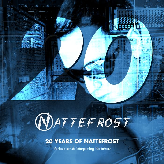"SIR 2147 NATTEFROST ""20 Years of Nattefrost"" 2CD"