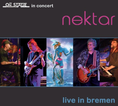 "SIR 2162 NEKTAR ""Live in Bremen"" 2CD"