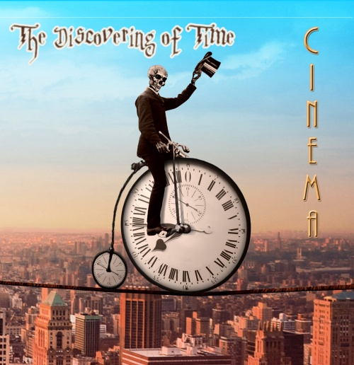 "SIR 2168 CINEMA ""The Discovering of Time"" CD"