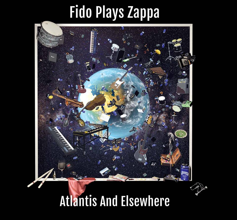 "SIR 4049 FIDO PLAYS ZAPPA ""Atlantis & Elsewhere"" 2-LP"