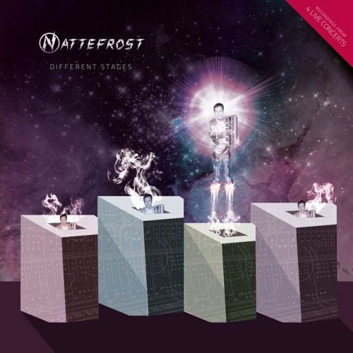 "SIR 4022 NATTEFROST ""Different Stages"" Vinyl album"