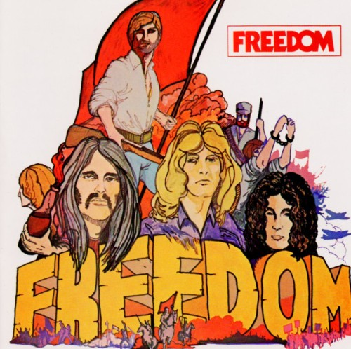 "SIR 4023 FREEDOM ""Freedom"" Vinyl Album"