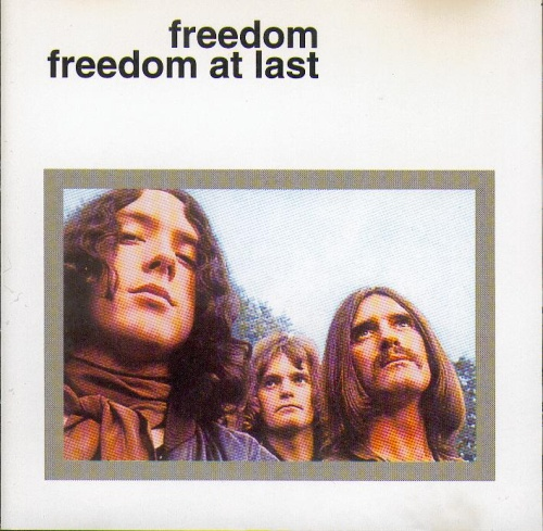"SIR 4029 FREEDOM ""Freedom At Last"" Vinyl Album"