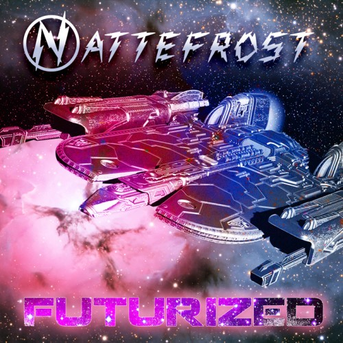 "SIR 4030 NATTEFROST ""Futurized"" Vinyl album"