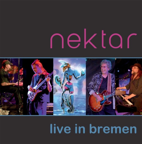 "SIR 4048 NEKTAR ""Live in Bremen"" 3-LP Set"