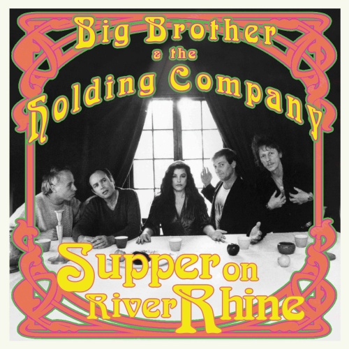 "SIR 4053 BIG BROTHER & THE HOLDING COMPANY ""Supper On River Rhine"" 10"" Vinyl"