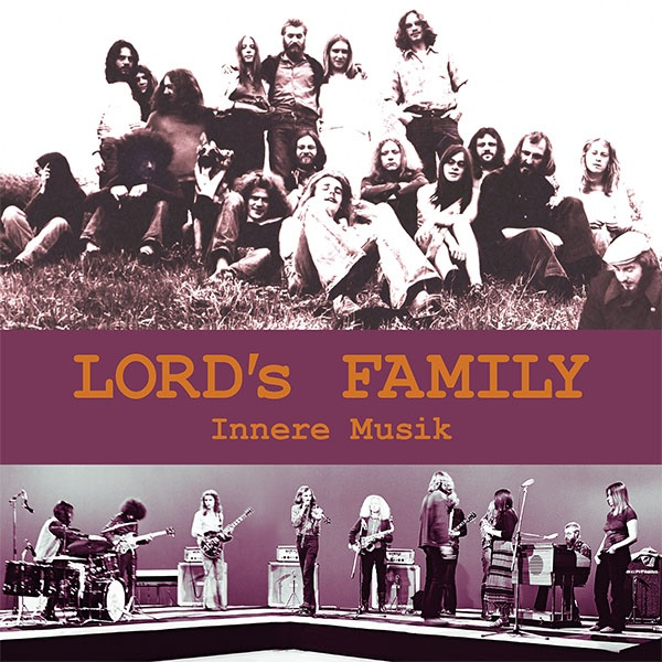 "SIR 4059 LORD'S FAMILY ""Innere Musik"" 10"" Vinyl"