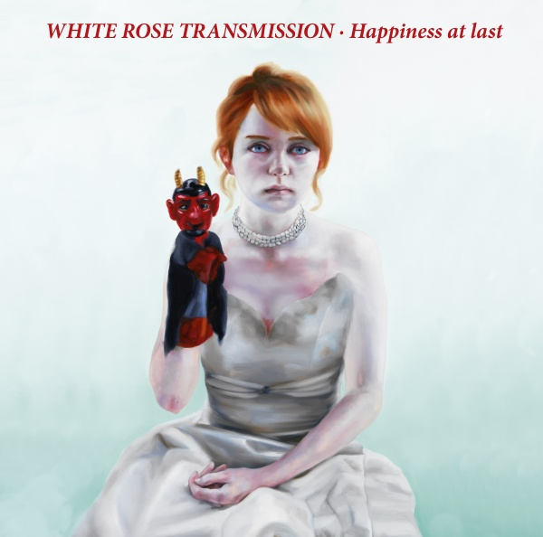 "SIR 4070 WHITE ROSE TRANSMISSION ""Happiness At Last"" Vinyl Album"