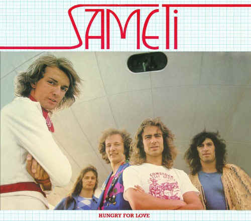 CD SAMETI - Hungry For Love (SIR2072)