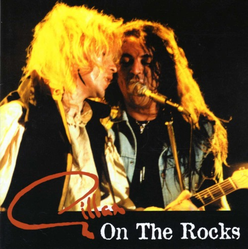 GILLAN - On The Rocks - Live in Germany