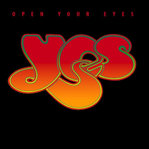 "SIR 4018 YES ""Open Your Eyes"" 2LP"